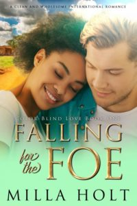 Falling For the Foe book cover