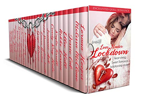 Love Under Lockdown sweet romance box set cover image