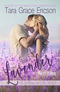 Lavender and Lace, a novel by Tara Grace Ericson