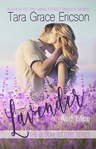 Cover of Lavendar and Lace, a novel by Tara Grace Ericson