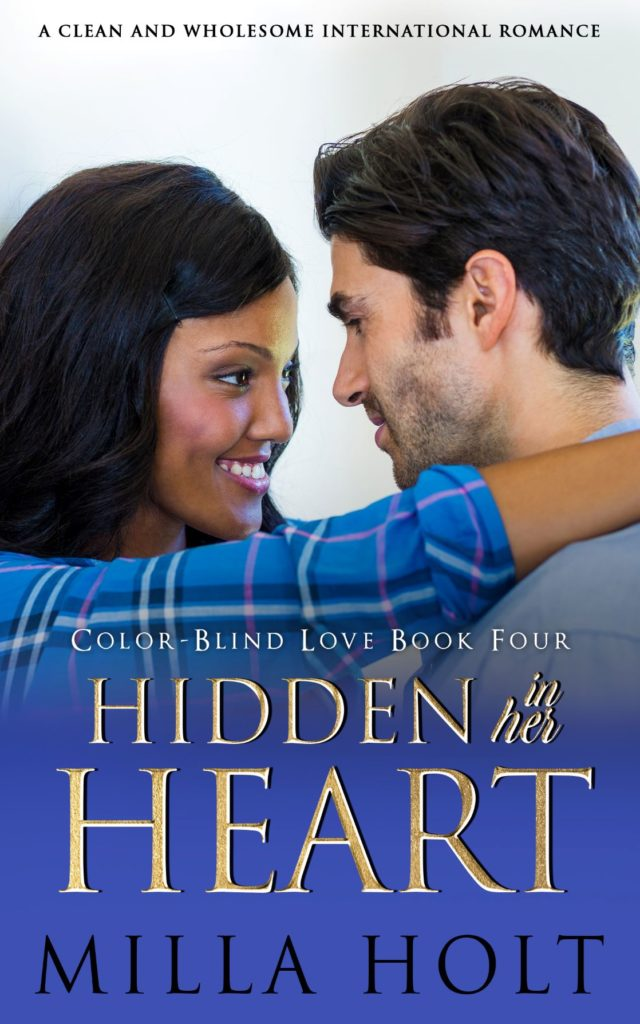 Cover of Hidden In Her Heart by Milla Holt