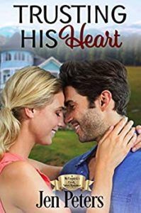 Trusting His Heart, a clean and wholesome romance novel