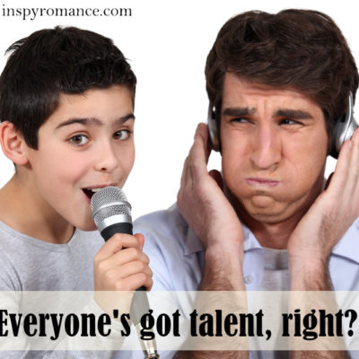 Everyone's got talents, right?