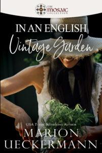 In an English Vintage Garden by Marion Ueckermann